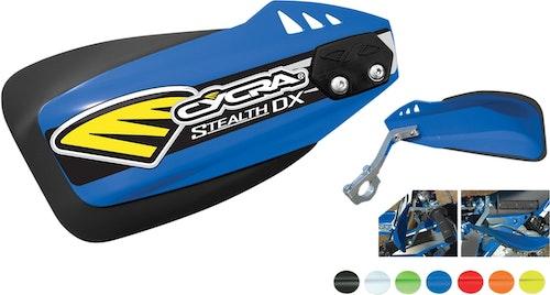 Cycra Stealth DX Racer Pack Blue